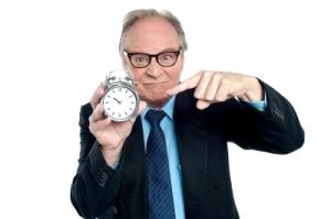 el reloj manda en tu productividad